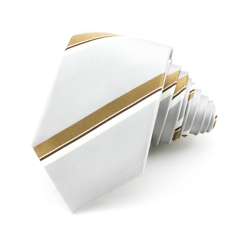 Slips randig, grå-brun - Atlas Design (ATD-01-0009)