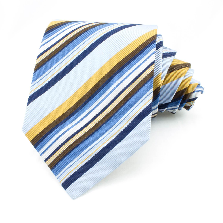 Slips randig, blå-gul - Stenströms (STE-01-0001)